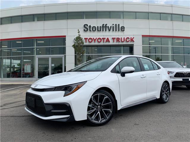 2021 Toyota Corolla SE (Stk: 210739) in Whitchurch-Stouffville - Image 1 of 25