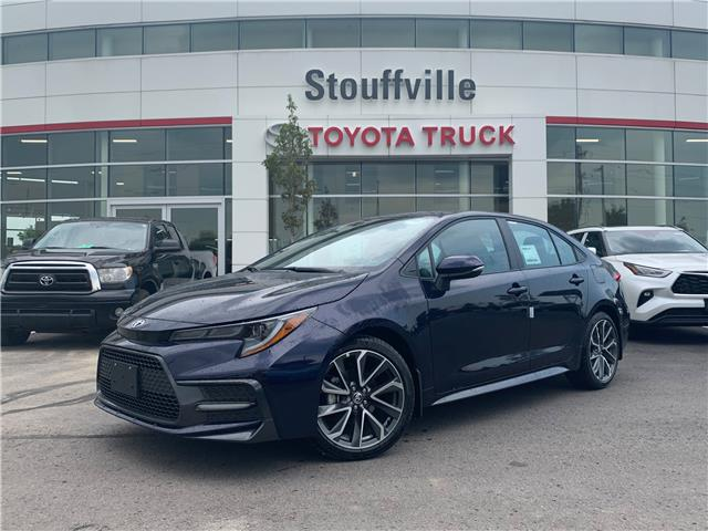 2021 Toyota Corolla SE (Stk: 210724) in Whitchurch-Stouffville - Image 1 of 24