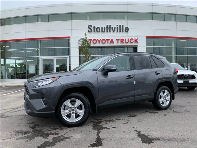 2021 Toyota RAV4 XLE (Stk: 210554) in Whitchurch-Stouffville - Image 1 of 30