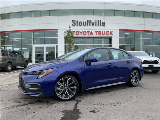 2021 Toyota Corolla SE (Stk: 210738) in Whitchurch-Stouffville - Image 1 of 26