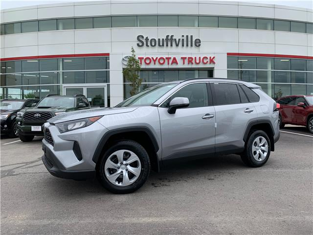 2021 Toyota RAV4 LE (Stk: 210785) in Whitchurch-Stouffville - Image 1 of 26