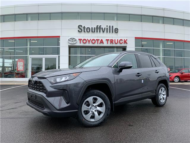 2021 Toyota RAV4 LE (Stk: 210802) in Whitchurch-Stouffville - Image 1 of 24
