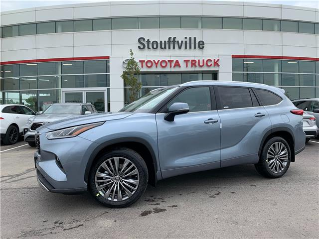 2021 Toyota Highlander Limited (Stk: 210813) in Whitchurch-Stouffville - Image 1 of 29