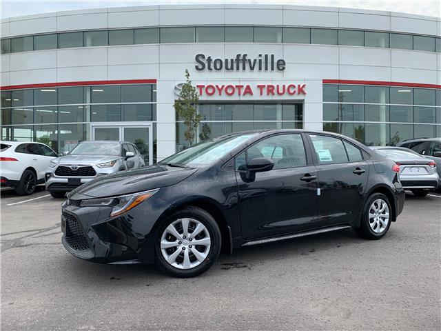 2021 Toyota Corolla LE (Stk: 210811) in Whitchurch-Stouffville - Image 1 of 22