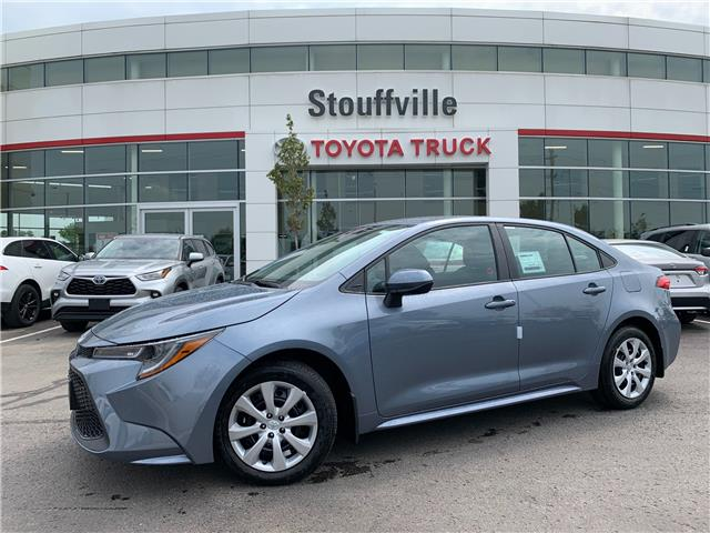 2021 Toyota Corolla LE (Stk: 210809) in Whitchurch-Stouffville - Image 1 of 22