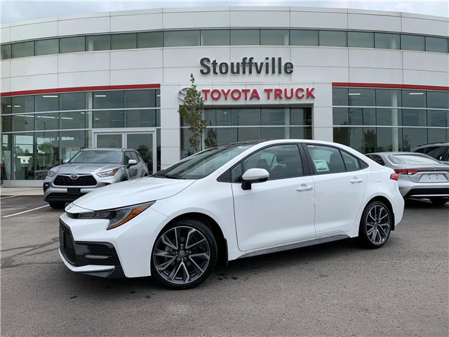 2021 Toyota Corolla SE (Stk: 210576) in Whitchurch-Stouffville - Image 1 of 24