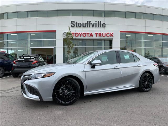 2021 Toyota Camry Hybrid XSE (Stk: 210827) in Whitchurch-Stouffville - Image 1 of 24