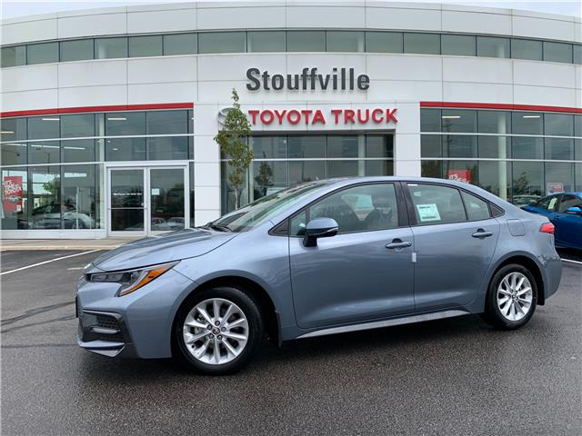 2021 Toyota Corolla SE (Stk: 210586) in Whitchurch-Stouffville - Image 1 of 24