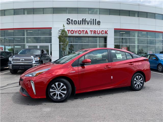 2022 Toyota Prius Technology (Stk: 220000) in Whitchurch-Stouffville - Image 1 of 25