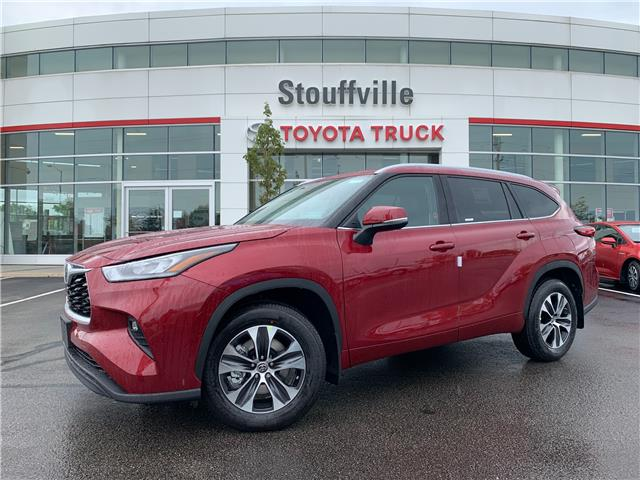 2021 Toyota Highlander XLE (Stk: 210857) in Whitchurch-Stouffville - Image 1 of 30