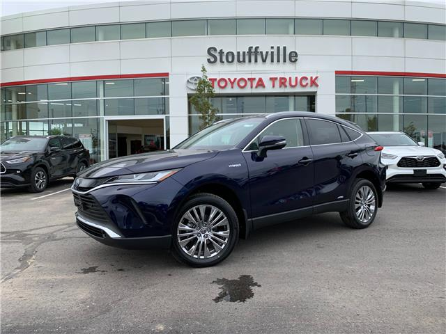 2021 Toyota Venza XLE (Stk: 210856) in Whitchurch-Stouffville - Image 1 of 28
