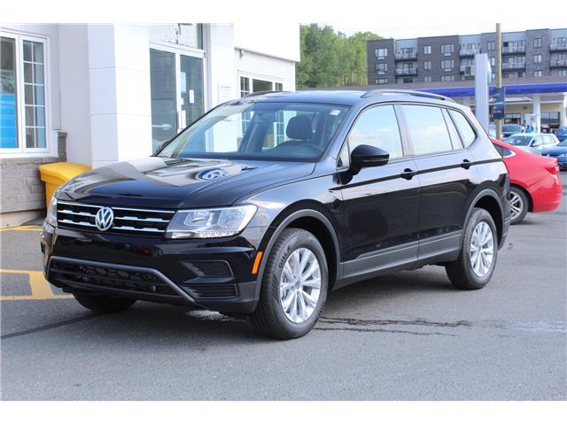 2021 Volkswagen Tiguan Trendline (Stk: 21-179) in Fredericton - Image 1 of 23