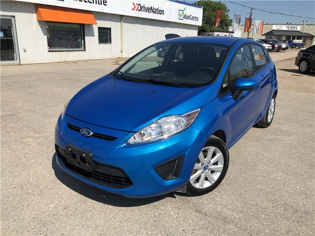 2013 Ford Fiesta SE (Stk: AV820) in Saskatoon - Image 1 of 15