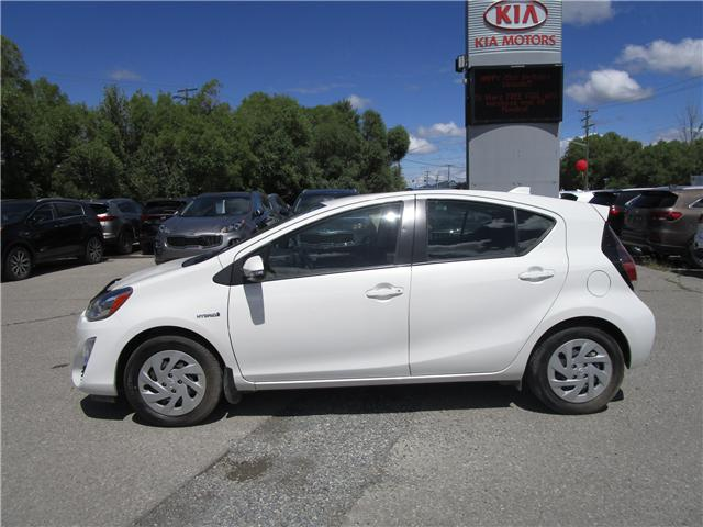 2016 Toyota Prius C Base (Stk: 8N9488A) in Cranbrook - Image 2 of 23