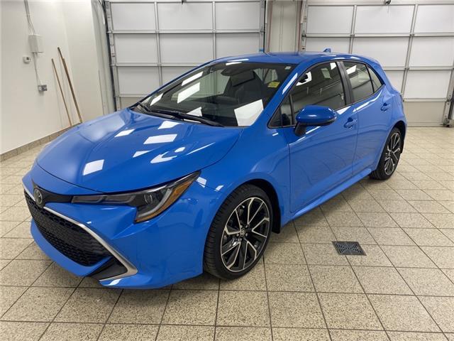 2021 Toyota Corolla Hatchback Base (Stk: 210327) in Cochrane - Image 1 of 20