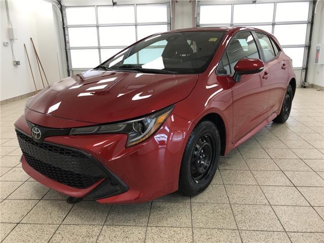 2021 Toyota Corolla Hatchback Base (Stk: 210419) in Cochrane - Image 1 of 20