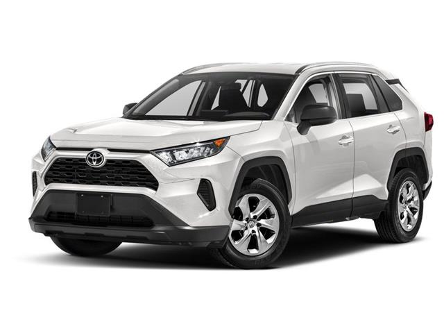 2021 Toyota RAV4 LE (Stk: GC0004) in Cochrane - Image 1 of 9