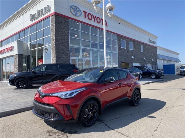 2021 Toyota C-HR XLE Premium (Stk: 210662) in Cochrane - Image 1 of 19