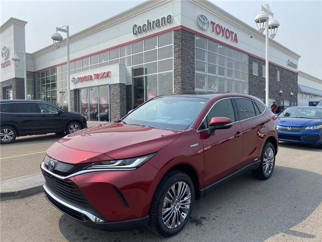 2021 Toyota Venza Limited (Stk: 210708) in Cochrane - Image 1 of 19