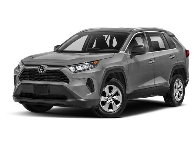 2021 Toyota RAV4 LE (Stk: 210711) in Cochrane - Image 1 of 9