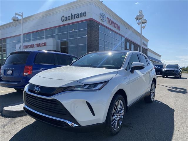 2021 Toyota Venza Limited (Stk: 210801) in Cochrane - Image 1 of 17