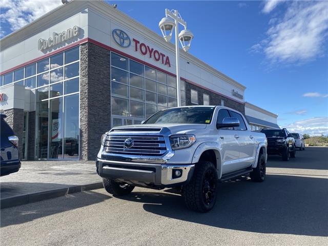 2021 Toyota Tundra Platinum (Stk: 210529) in Cochrane - Image 1 of 19
