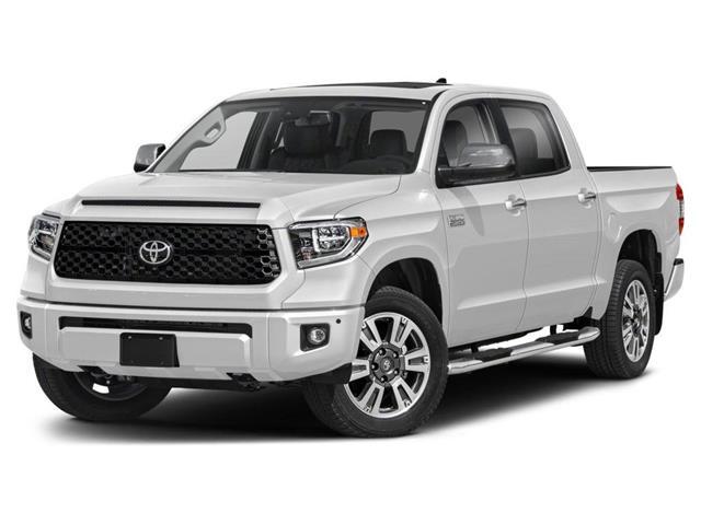 2021 Toyota Tundra Platinum (Stk: 210660) in Cochrane - Image 1 of 9