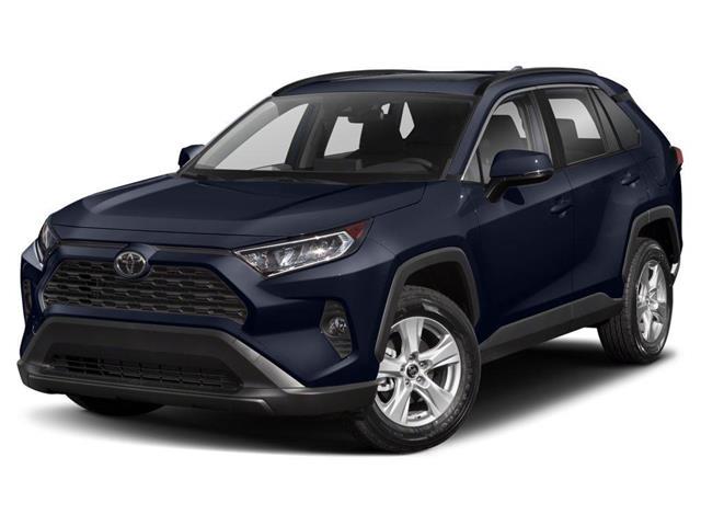 2021 Toyota RAV4 XLE (Stk: 210760) in Cochrane - Image 1 of 9