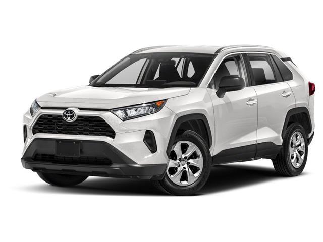 2021 Toyota RAV4 LE (Stk: 210928) in Cochrane - Image 1 of 9