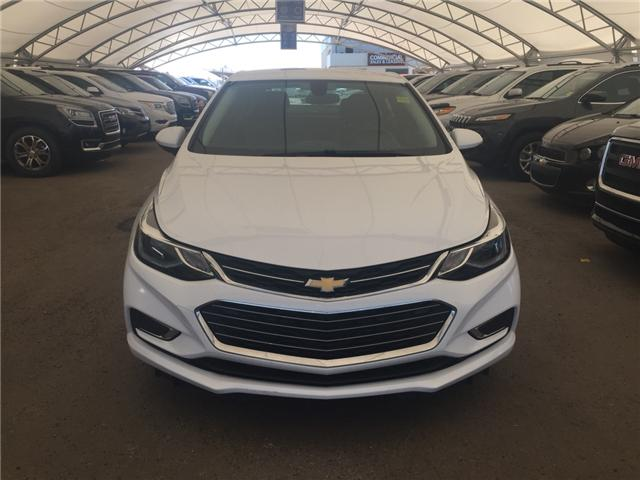 2017 Chevrolet Cruze Premier Auto (Stk: 166330) in AIRDRIE - Image 2 of 20