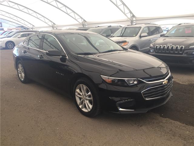 2018 Chevrolet Malibu LT (Stk: 166334) in AIRDRIE - Image 1 of 20
