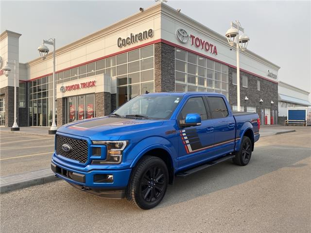 2019 Ford F-150 Lariat (Stk: 210624A) in Cochrane - Image 1 of 19