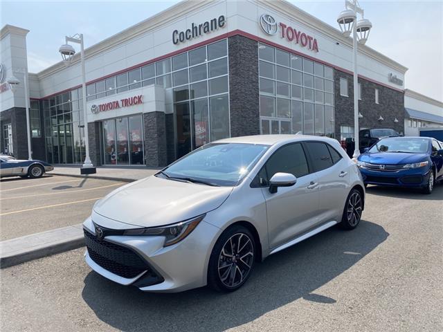 2019 Toyota Corolla Hatchback Base (Stk: 3489A) in Cochrane - Image 1 of 19