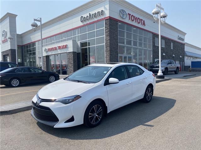 2018 Toyota Corolla LE (Stk: 210597A) in Cochrane - Image 1 of 19