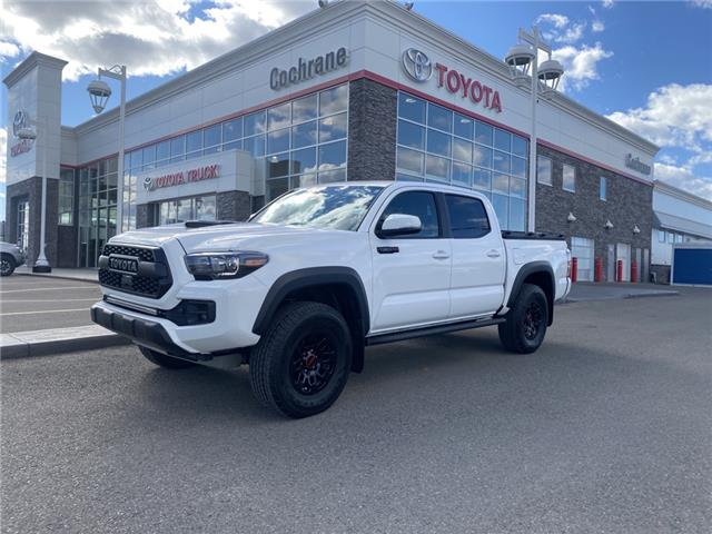 2018 Toyota Tacoma  (Stk: 3506A) in Cochrane - Image 1 of 20