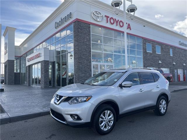 2016 Nissan Rogue SV (Stk: 210898A) in Cochrane - Image 1 of 21