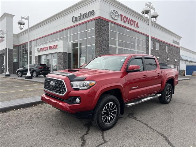 2018 Toyota Tacoma TRD Sport (Stk: 210734A) in Cochrane - Image 1 of 21