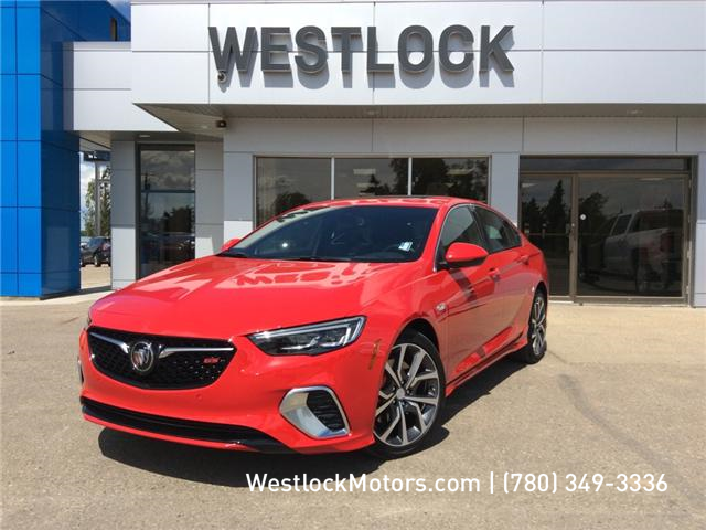 2018 Buick Regal Sportback GS (Stk: 18C21) in Westlock - Image 1 of 27