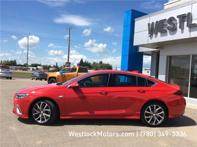 2018 Buick Regal Sportback GS (Stk: 18C21) in Westlock - Image 2 of 27