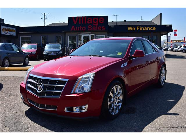 2008 Cadillac CTS 3.6L (Stk: P35335) in Saskatoon - Image 1 of 24