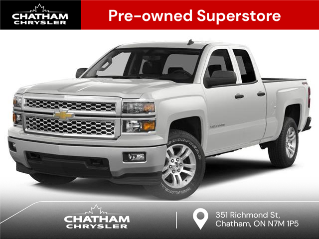 2014 Chevrolet Silverado 1500  (Stk: U04950) in Chatham - Image 1 of 10