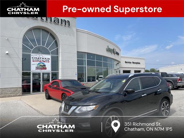2019 Nissan Rogue SL (Stk: U04903) in Chatham - Image 1 of 14