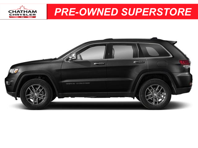2020 Jeep Grand Cherokee Limited (Stk: BUILDA1) in Chatham - Image 1 of 4