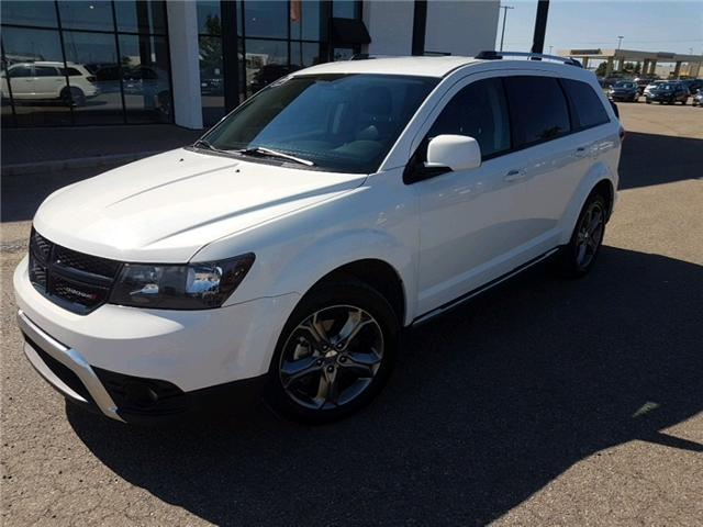2017 Dodge Journey Crossroad (Stk: A2323) in Saskatoon - Image 1 of 16