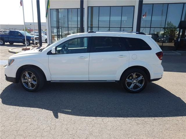 2017 Dodge Journey Crossroad (Stk: A2323) in Saskatoon - Image 2 of 16
