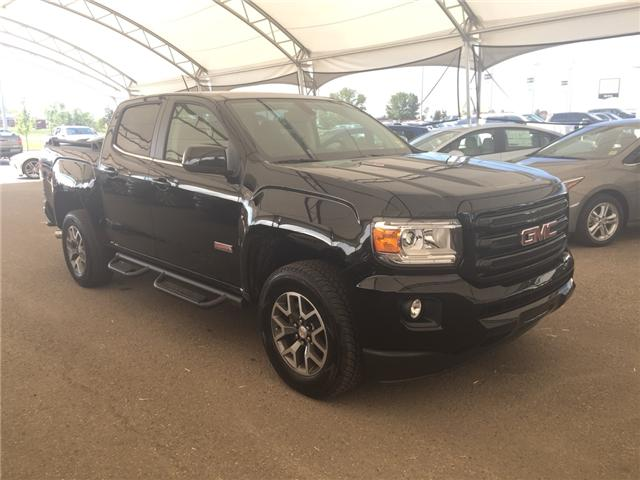 2018 GMC Canyon SLT (Stk: 165709) in AIRDRIE - Image 1 of 21