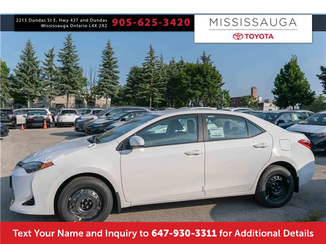2019 Toyota Corolla CE (Stk: K3036) in Mississauga - Image 2 of 14