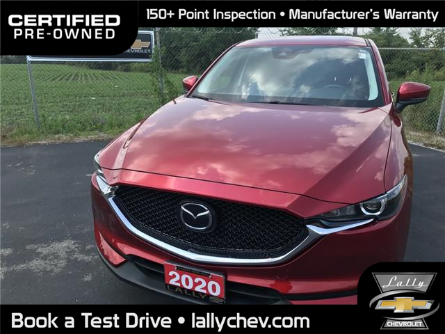 2020 Mazda CX-5 GS (Stk: R00596A) in Tilbury - Image 1 of 22
