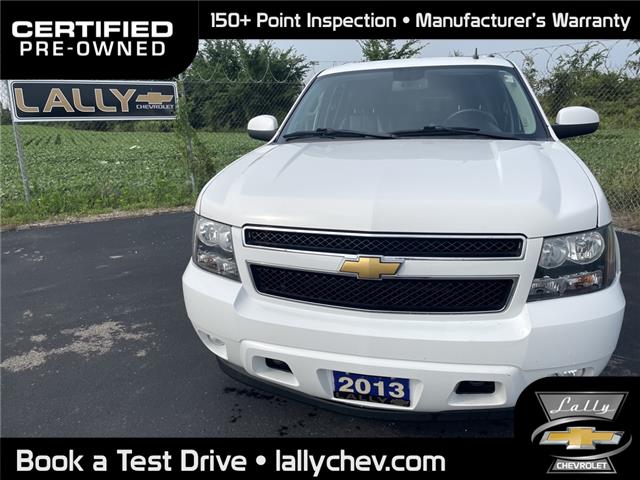 2013 Chevrolet Suburban 1500 LT (Stk: 00727A) in Tilbury - Image 1 of 20