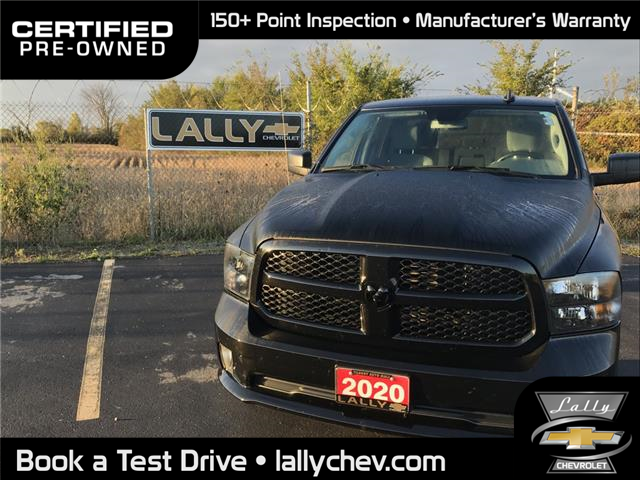 2020 RAM 1500 Classic ST (Stk: R02729A) in Tilbury - Image 1 of 21